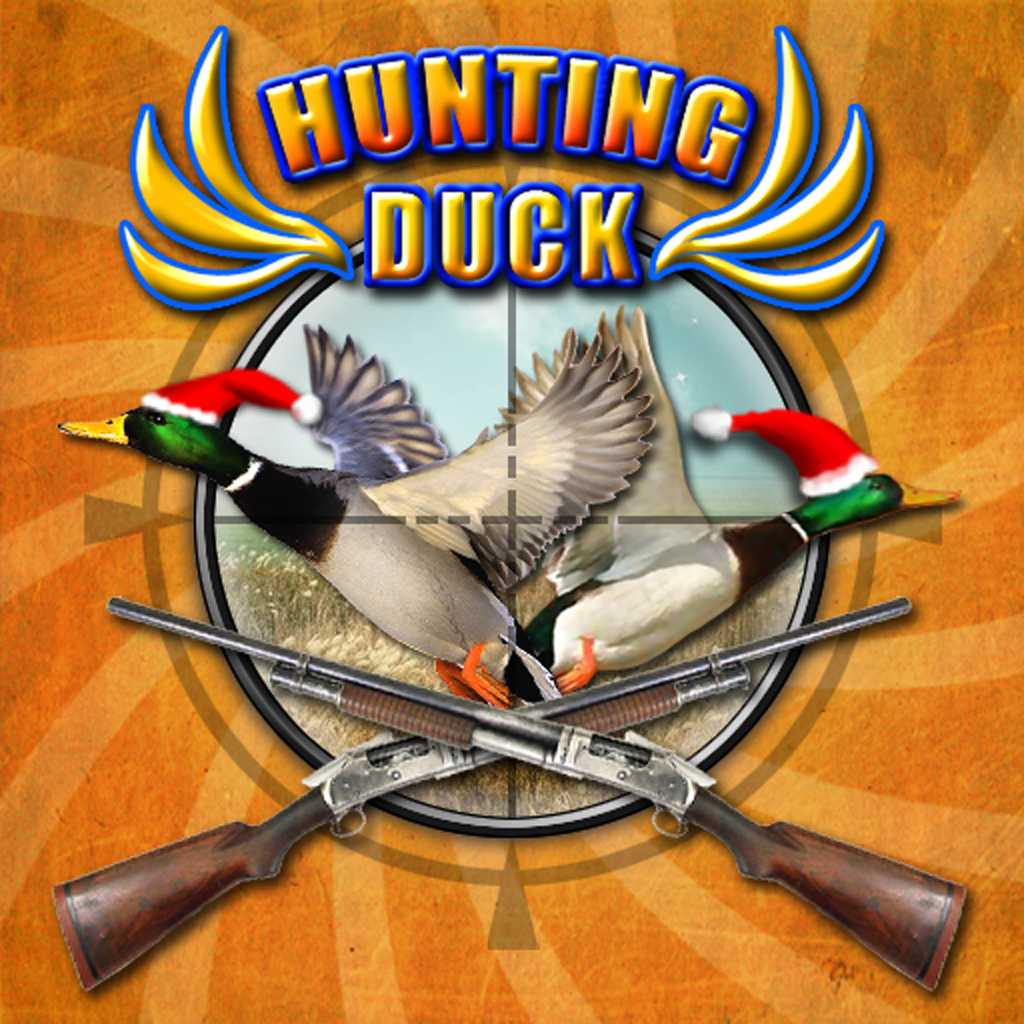Ace Duck Hunter HD Free by MystoneGame Inc icon