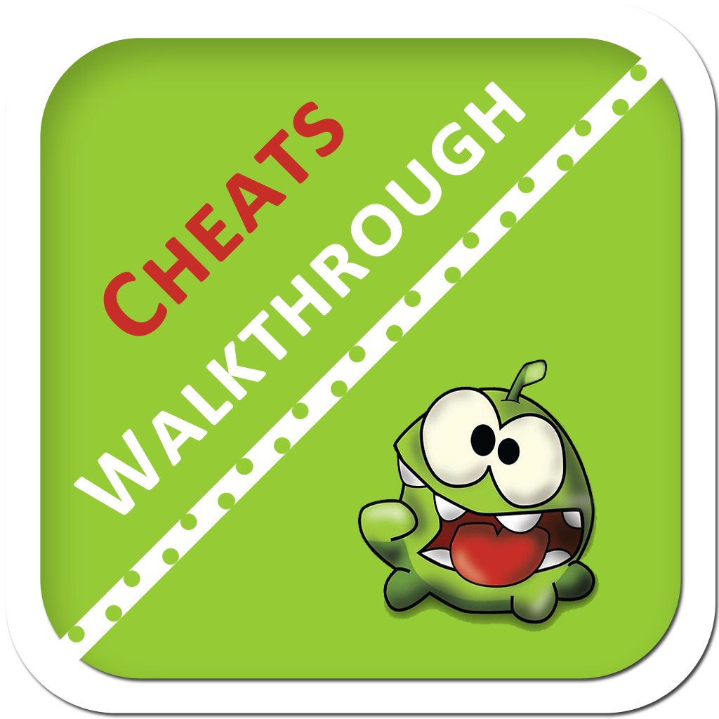 Cheats Guide for Cut The Rope - Complete Reference, Walkthrough, News