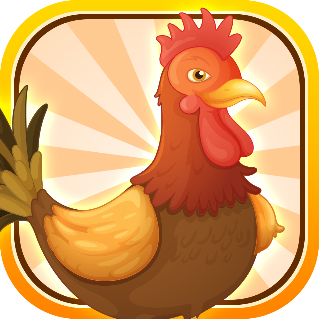 Курица Жесткий Путешествие - весело яйцо захватить боевики FREE